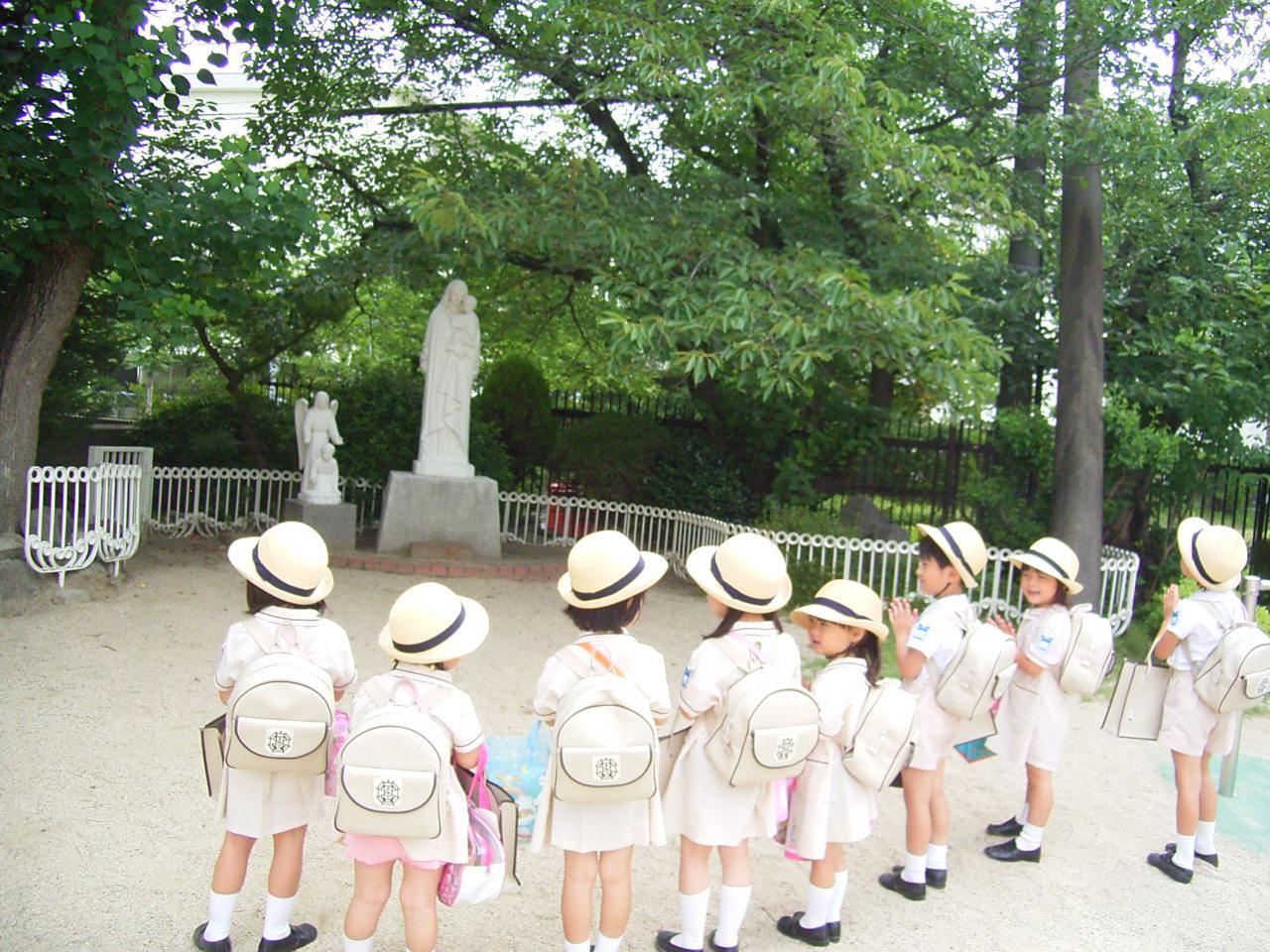 カトリック幼稚園とは